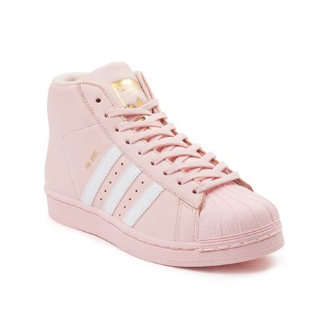 tween adidas pro model athletic shoe pink 1436327