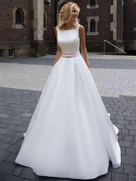 Square Wedding Dress by Square Wedding Dresses Ivory Wedding Dresses