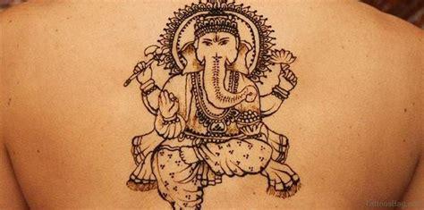 ganesh tattoo on back 50 classic ganesha tattoos on back