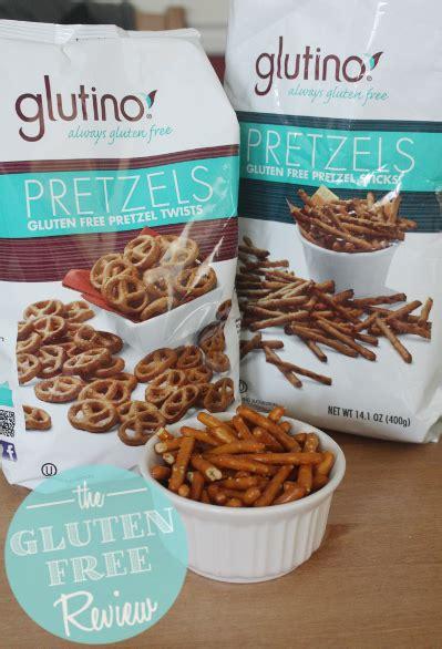 Review My Is A Pretzel by Gluten Free Review Glutino Pretzels