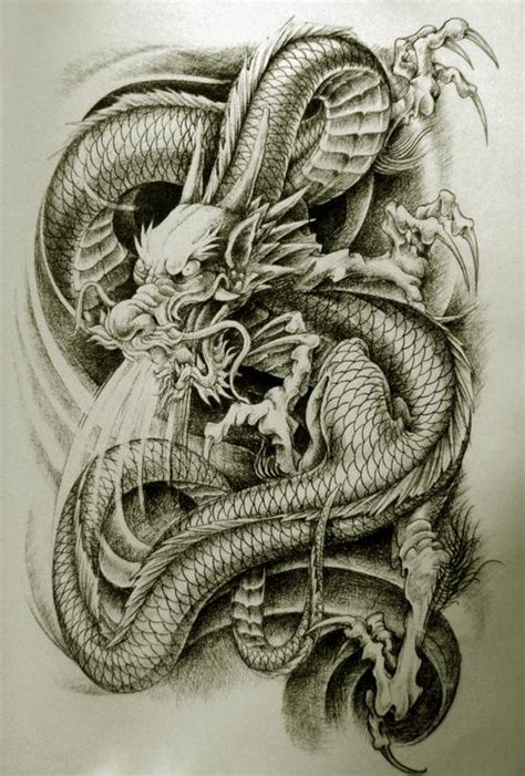 chinese dragon tattoo designs gallery designs