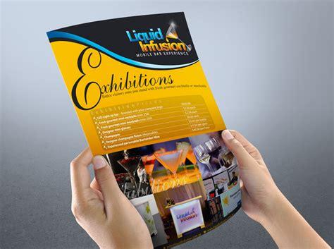 Custom Home Design Online Inc by Flyer Design For Exhibitions Digital Lion