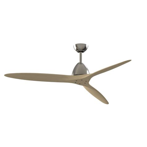 residential ceiling fans shop fanimation studio collection prop 60 in brushed