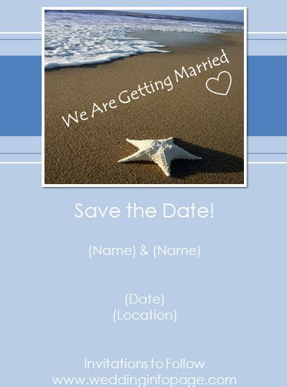 publisher save the date templates save the date card templates