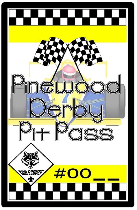 pinewood derby drivers license template 17 best images about pinewood derby on cars