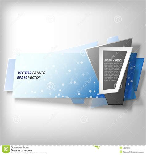 Origami Medicine - origami line icon banners set vector illustration