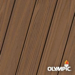 olympic maximum  gal tobacco semi transparent exterior