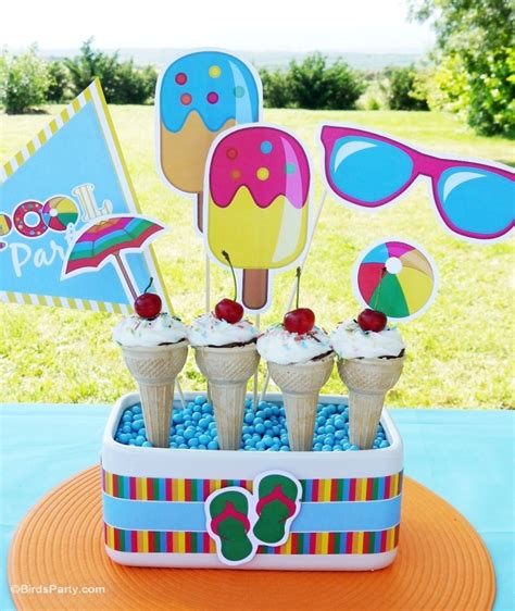 pool party ideas pool party ideas kids summer printables party ideas