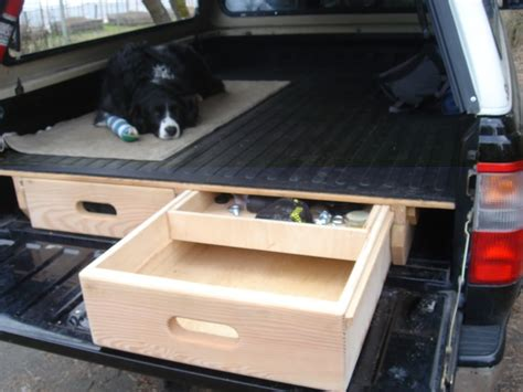 truck bed drawers diy truck bed storage drawers homemade diy truck bed storage