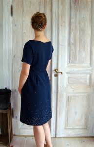 Blorry Dress new years dahlia we the sewing