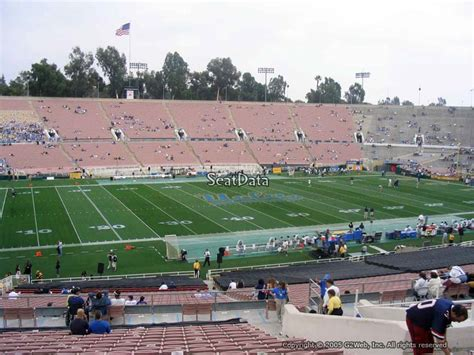 rose bowl section 6 l rose bowl stadium section 17 ucla football