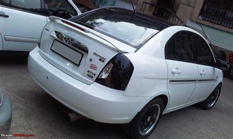 hyundai verna modified modified verna fluidic solaris accent 2012 i25 show