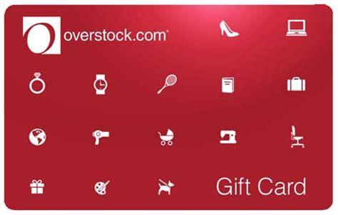 Overstock Discount Gift Card - overstock gift cards bulk fulfillment egift order online