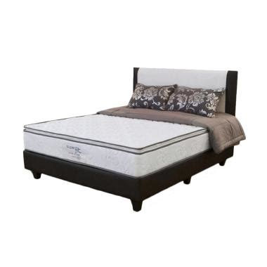 Bed Bigland Silver comforta fit silver tebal 25cm best seller