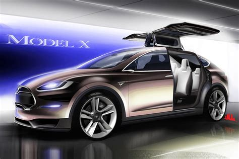 Tesla Model X Production Date Tesla X Cuv Autooonline Magazine