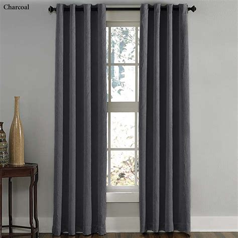 room darkening curtains lenox room darkening grommet curtain panels