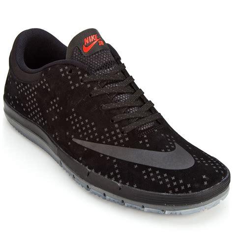 nike flash shoes nike sb free prm flash shoes black clear light crimson black