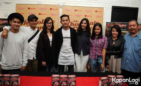 film malaysia tidak laku adaptasi novel the chocolate chance angkat pahit manis
