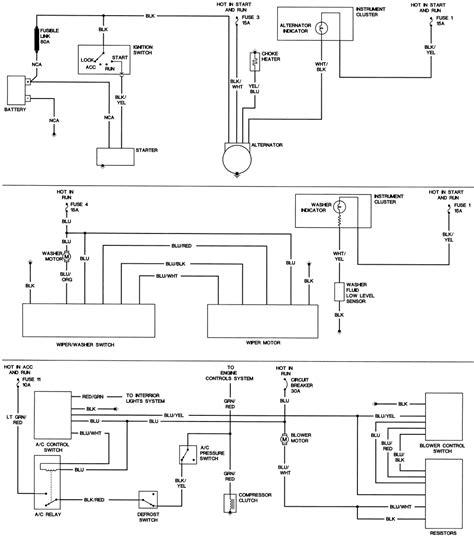 motor repair manual 1988 mazda b series parking system 1988 mazda b2200 wiring diagram wiring diagram with description