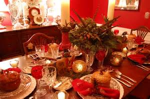 setting a table for thanksgiving thanksgiving tablescape table setting with a woodland