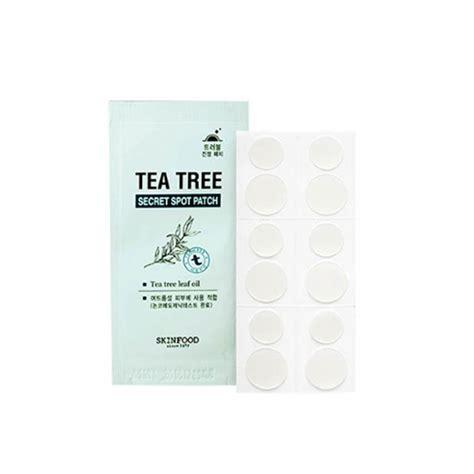 Dijamin Skinfood Tea Tree Spot Kit skinfood tea tree secret spot patch