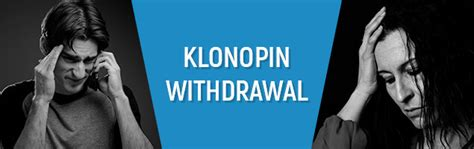 Best Way To Detox Klonopin by How To Quit Klonopin Withdrawal Timeline Symptoms And
