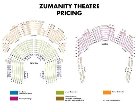 mystere theater seating map tickets to zumanity cirque du soleil las vegas
