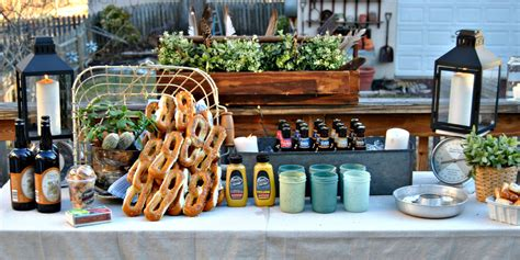Backyard Oktoberfest by How To Diy A Backyard Garden For Oktoberfest Outdoor Ideas