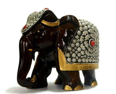 modern bohemia ceramic elephants 166 best elephant figurines images on elephant