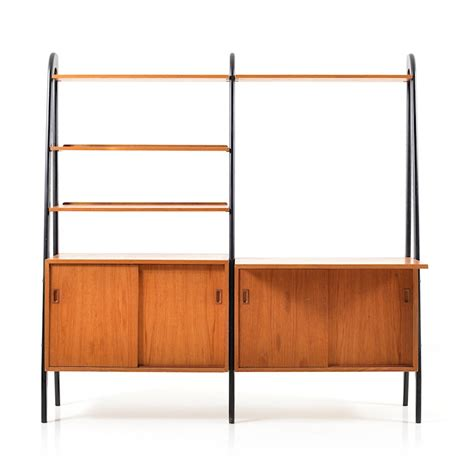 Book Shelf Systems by Mid Century Teak Shelf System Or Bookcase 1950s 60824