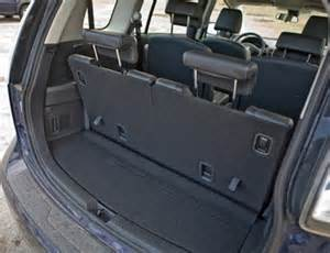 mazda cx 5 cargo capacity