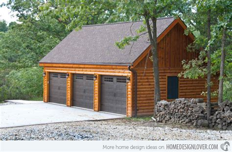 20 Traditional Architecture Inspired Detached Garages Traditional House Plans With Detached Garage
