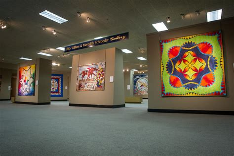 Quilt Museum Paducah by National Quilt Museum Paducah Kentucky The South S