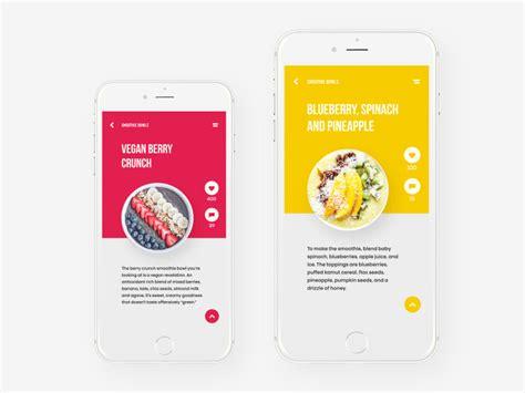 ui design tutorial medicine delivery app homescreen ui in 15 animated design concepts of mobile ui