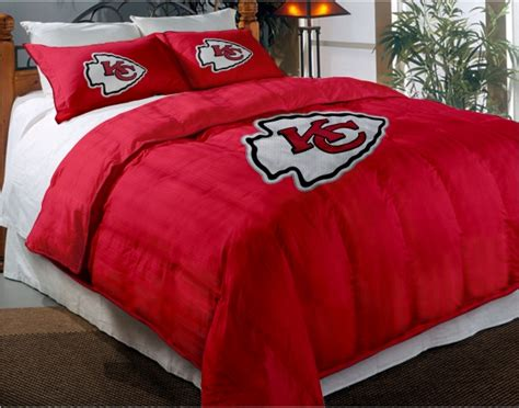cincinnati reds bedding kansas city chiefs nfl twin chenille embroidered comforter