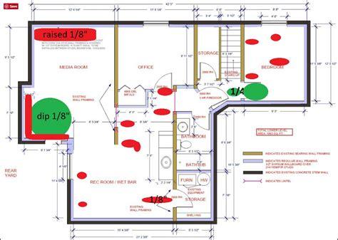 basement floor top home design