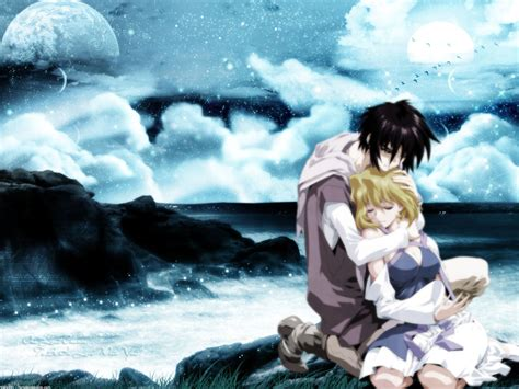 couple wallpaper gallery anime couples images anime couples hd wallpaper and