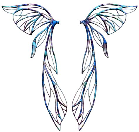fairy wings drawing png www pixshark com images
