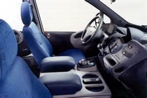 Fiat Multipla Inside 0 0 0