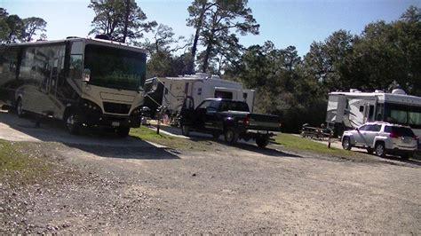 U S Military Cgrounds And Rv Parks Oak Grove Park Nas Pensacola Cottages
