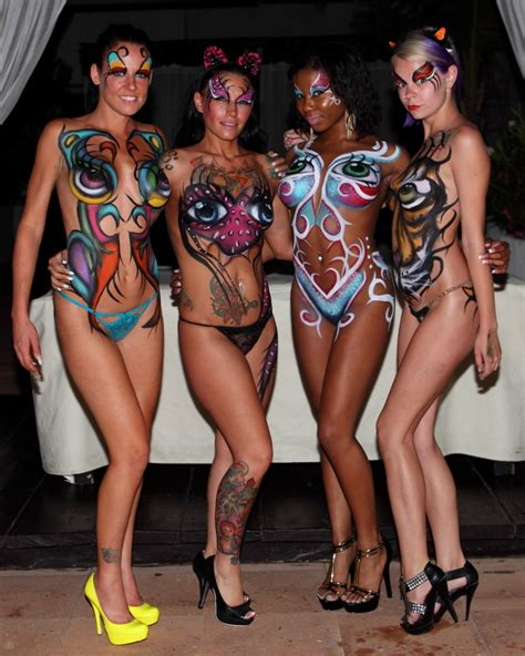 Home Design Show New Orleans by Bodypaints For Events
