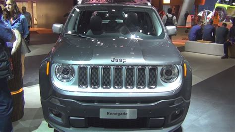 Jeep Renegade Hp by Jeep Renegade Limited 1 6 Multijet Ii 120 Hp Ddct 2017