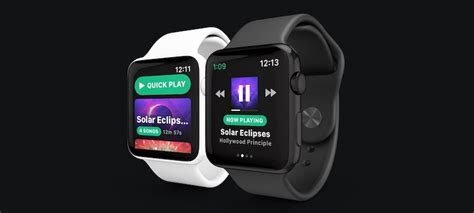 apple rumors spotify coming to apple watch thanks to partnership with