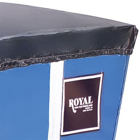 black vinyl cover royal basket 8 bushel black vinyl cart cover