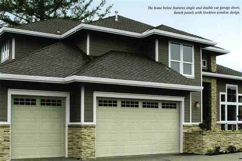 Garage Door Styles For Ranch House by Patriot Garage Doors