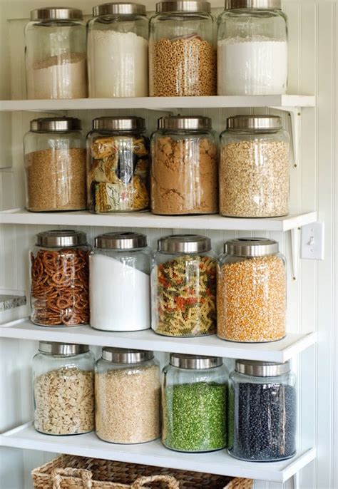 Pantry Company by Glass Pantry Canisters Pantry