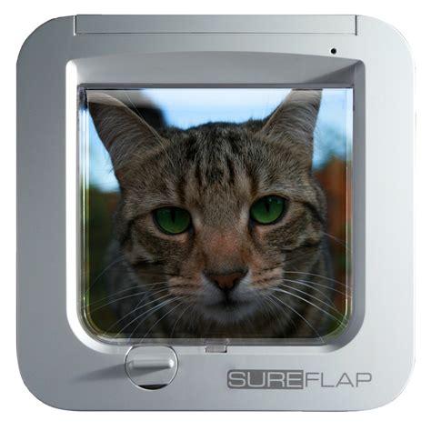 Microchip Cat Door by Sureflap Microchip Cat Flap Doors Cat Doors Pet