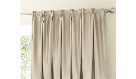 natural curtains george home natural eyelet blackout curtains curtain