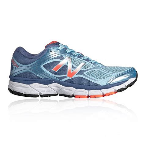 blue running shoes womens most popular new balance w860v6 womens running shoes