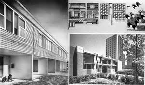 Housing Philadelphia by Louis Kahn Lesser Known Early Work Iqbal Aalam
